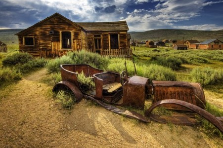 Bodie-10 Most Fascinating Ghost Towns From The past-3