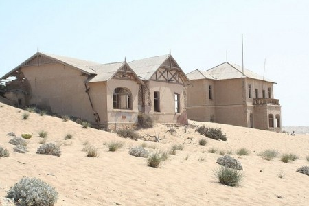 Kolmanskop-10 Most Fascinating Ghost Towns From The past-8