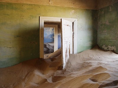 Kolmanskop-10 Most Fascinating Ghost Towns From The past-9
