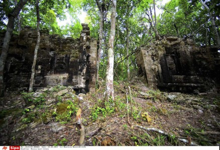 Two new Mayan sites in Mexico