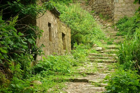 See How Nature Relcaims A Beautiful Abandoned Fishing Village In China?-1