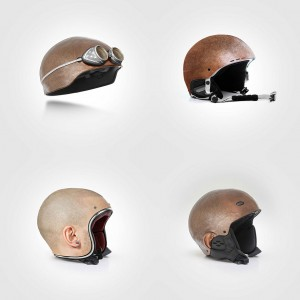 These Hyper-Realistic Helmets Will Certainly Amaze You By Their Appearance-4