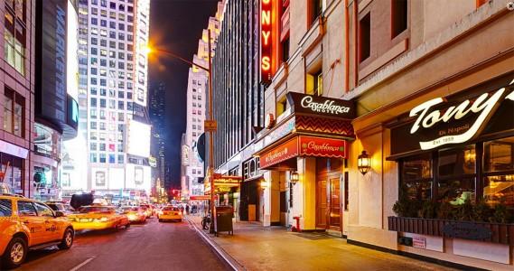 Casablanca Hotel, New York-Gorgeous Hotels-36
