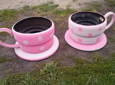 20 Creative Hacks To Reuse Old Tyres-10