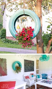 20 Creative Hacks To Reuse Old Tyres-14