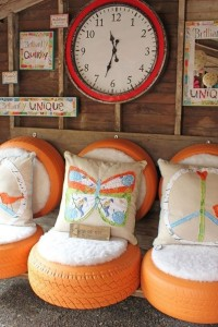 20 Creative Hacks To Reuse Old Tyres-18