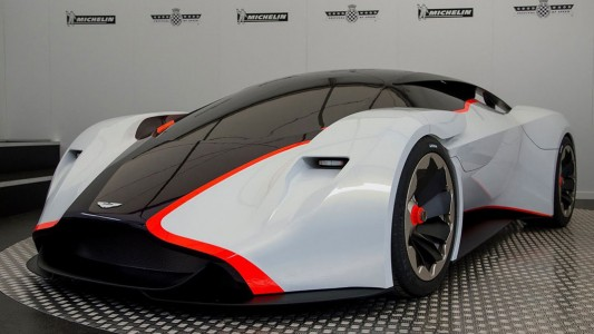 5 Dream Cars That Automakers Only Created For Video Games-2