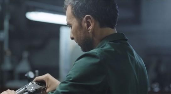 A Fascinating Film Reveals Each Step In Preparation Of A Beretta Shotgun-12