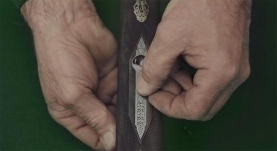A Fascinating Film Reveals Each Step In Preparation Of A Beretta Shotgun-17