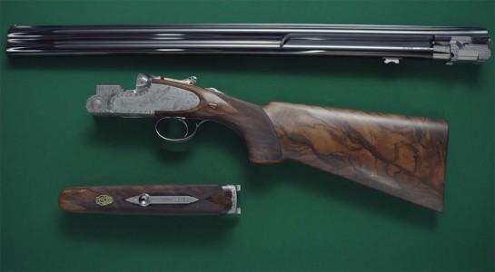 A Fascinating Film Reveals Each Step In Preparation Of A Beretta Shotgun-18