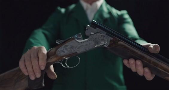 A Fascinating Film Reveals Each Step In Preparation Of A Beretta Shotgun-21