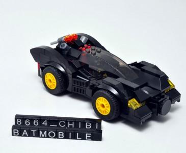 A Passionate Of Borderlands Reproduces Claptrap Robot Using Simple LEGO-2