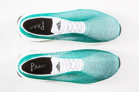 Adidas Fabricates Shoes Made Entirely From Recycled Plastics-4