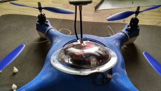 AguaDrone: An Innovative Sensor-Studded Drone To Find Fishes-3