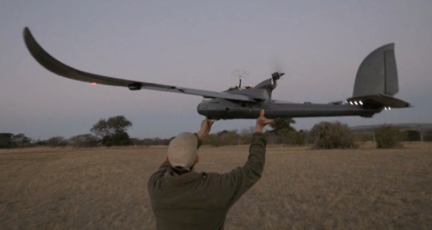 Air Shepherd: Drones To Fight Against Elephant Poaching-1