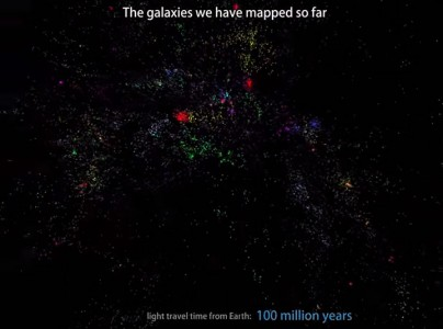 Amazing Video Makes Us Travel In Universe To Show Our Position In Vast Space-7