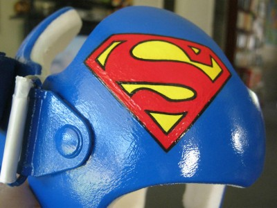 Artist Brings Smiles To Babies By Transforming Their medical Helmets Into Artworks-4