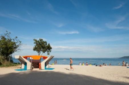 Bibliobeach-This Municipal Beach Library Lets You Enjoy Books At Beach-