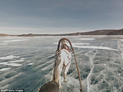 Google Street View Makes Us Travel To Remote Locations Of Mongolia-