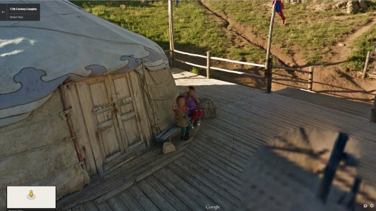 Google Street View Reaveals Mind-blowing Shots Of Remote Mongolian Places-1
