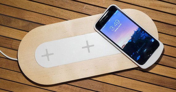 Ikea's Elegant New Furniture With Wireless Charging Feature For Mobile Devices-
