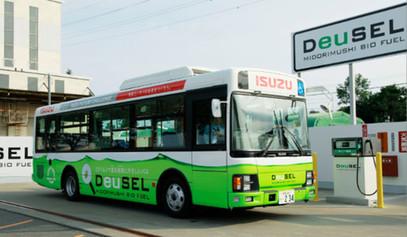Japanese Company Develops Cheap Biofuel From Algae-