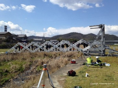 Origami-Inspired Bridge Can Be Setup In Record Time In Disaster Areas-2