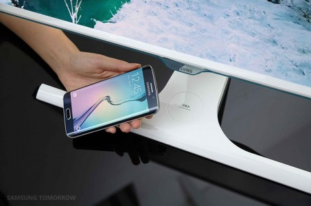 SE370: Samsung's New PLS-enabled Monitor Comes With Wireless Charging-