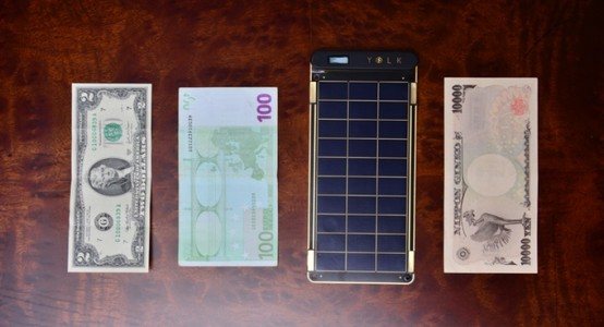 Solar Paper Charger: An Ultra Thin Charger That You Can Fold To Carry In Your Pocket-1