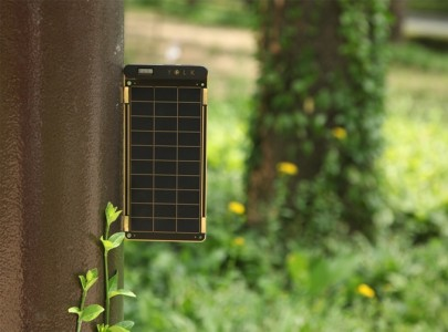 Solar Paper Charger: An Ultra Thin Charger That You Can Fold To Carry In Your Pocket-3