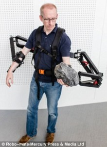 This Revolutionary Exoskeleton Turns Factory Workers Into SUPERHEROES-1