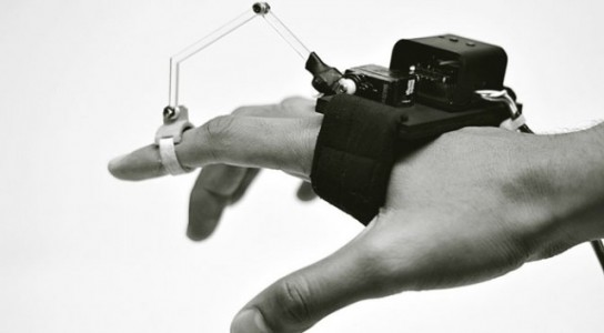 This Revolutionary Robotic Glove Teaches Anyone To Draw -