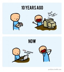 Top 31 Humorous Signs How Modern Gadgets Have Changed The World-2