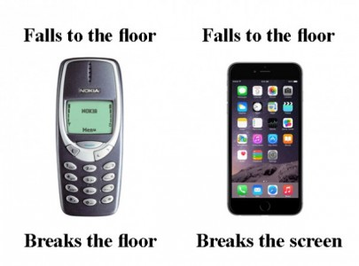 Top 31 Humorous Signs How Modern Gadgets Have Changed The World-25