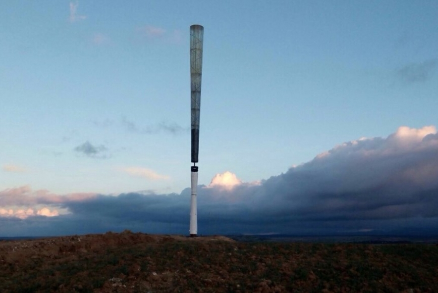 Vortex Bladeless: This Innovative Wind Turbine Produces Electricity Without Propeller-