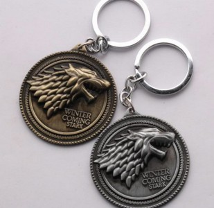 Keychain Game of Thrones: