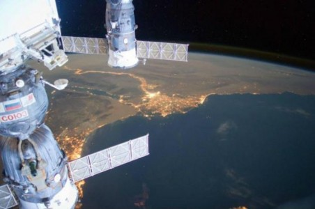 18 Mindblowing Snaps Of The Planet Earth From Space-5