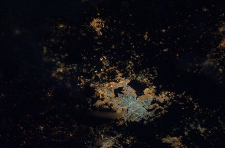 18 Mindblowing Snaps Of The Planet Earth From Space-7