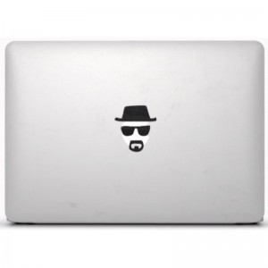 28 Geek Stickers With Apple Logo To Transform Your Mackbook's Look-16