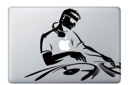 28 Geek Stickers With Apple Logo To Transform Your Mackbook's Look-26