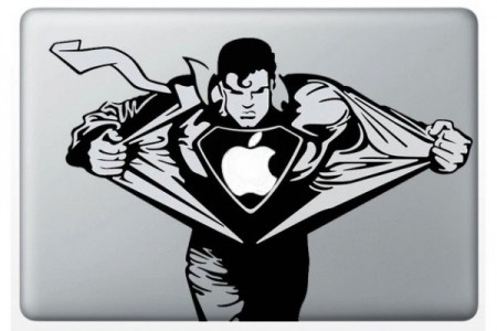 28 Geek Stickers With Apple Logo To Transform Your Mackbook's Look-5