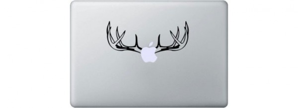 28 Geek Stickers With Apple Logo To Transform Your Mackbook's Look-6
