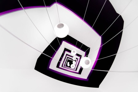 30 Absolutely Mesmerizing Spiral Staircase Designs From Around The World-3