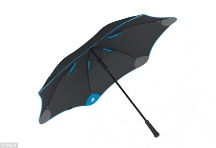 A Smart Umbrella That Sings To You And Tells Its Location When Lost-
