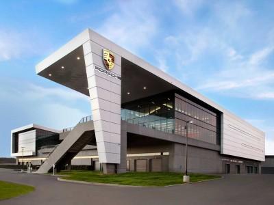 Amazing Photos Of Porsche's Glossy $100-million Headquarters In Atlanta-