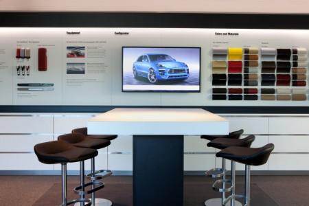 Amazing Photos Of Porsche's Glossy $100-million Headquarters In Atlanta-18