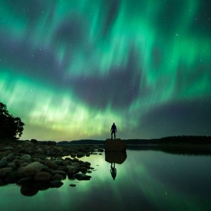Enjoy The Stunning Beauty Of Finland's Landscapes In Starry Nights-10