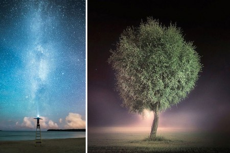 Enjoy The Stunning Beauty Of Finland's Landscapes In Starry Nights-4