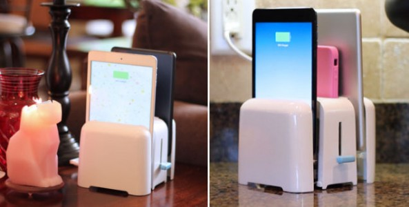 Foaster: This Toaster Is In fact A Disguised Multi-Device Charging Station-1