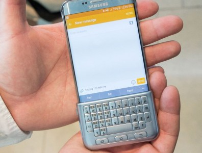 Hands-on Review Of Samsung's Blackberry Like Qwerty Keyboard-5